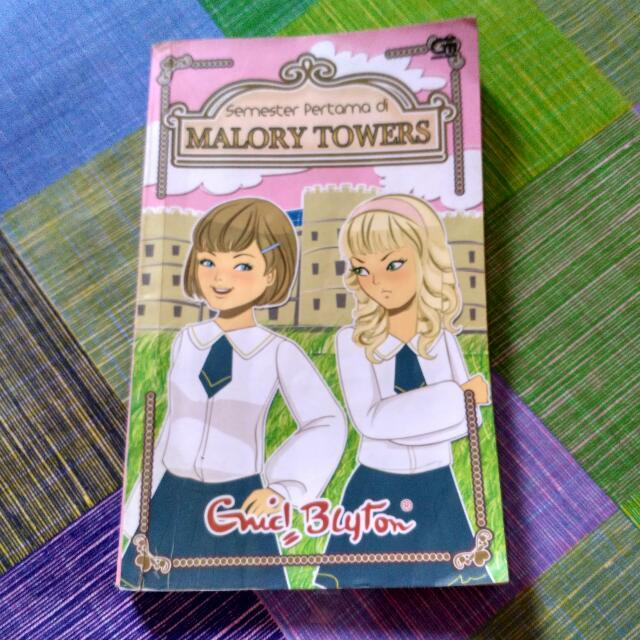 Semester Pertama Di Malory Towers Enyd Blyton