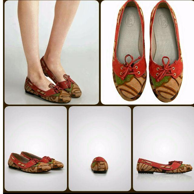 sepatu etnik d'arcadia treasure