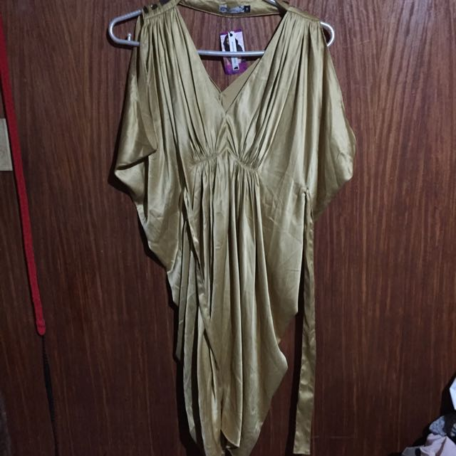 SHAPES Silk Dress