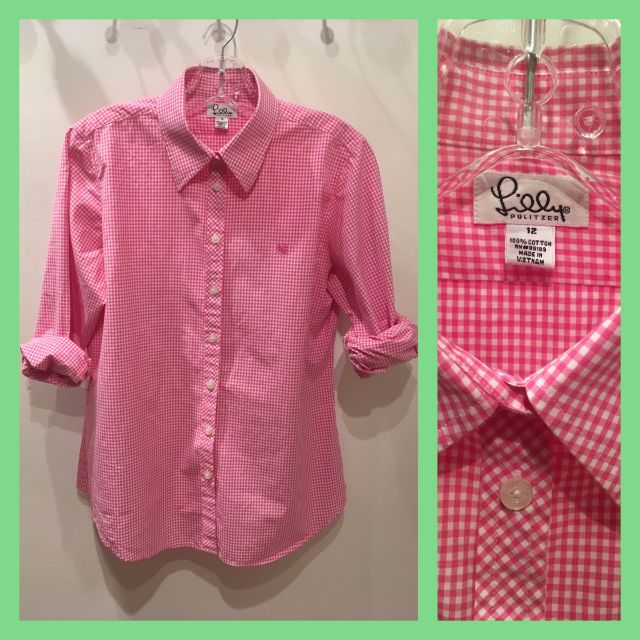 Size 12 - Lilly Pulitzer - Blouse