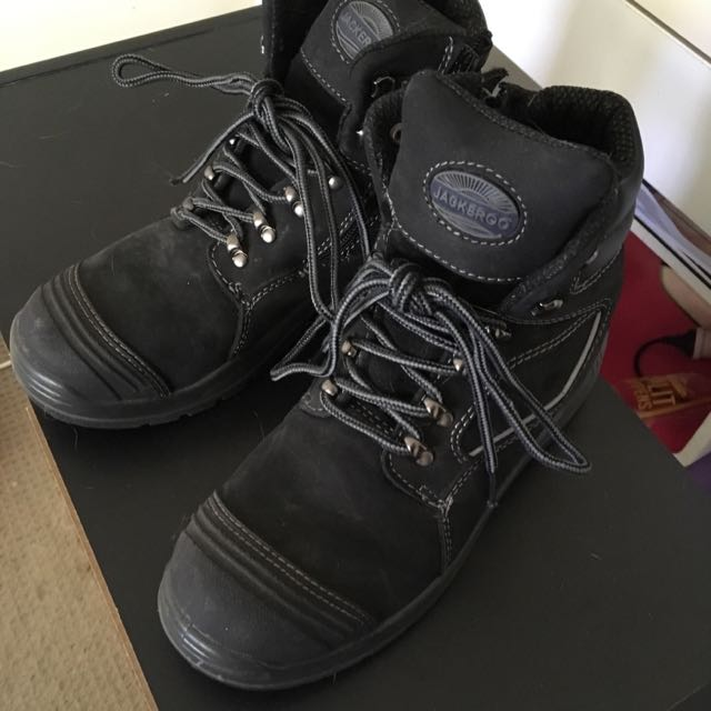 Steelcap Boots