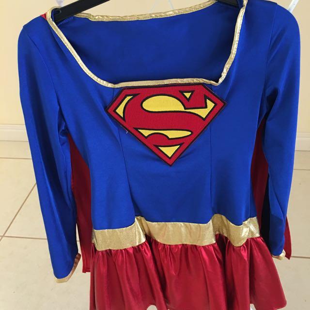 Superwoman costume