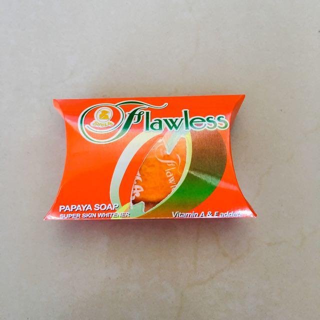 Sutla Flawless Papaya Soap