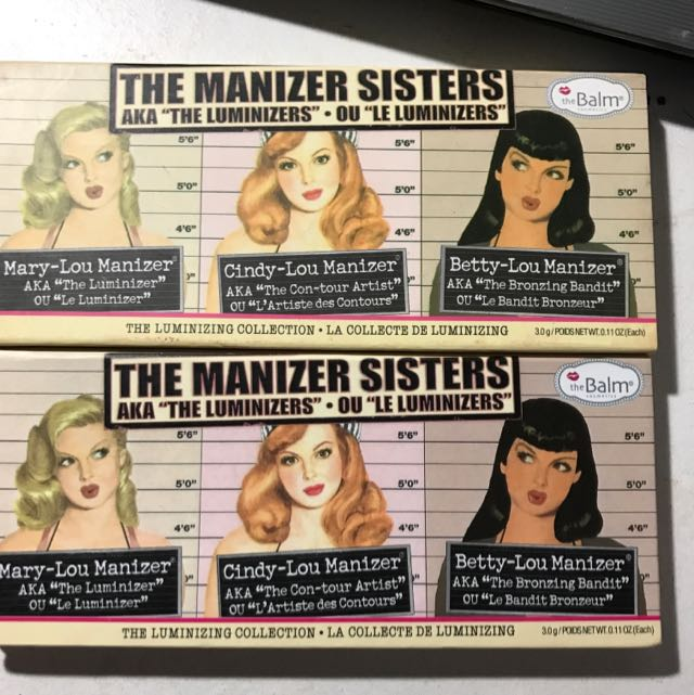 The Manizer Sisters