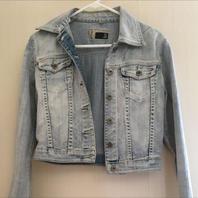 Urban Renewal Denim Jacket