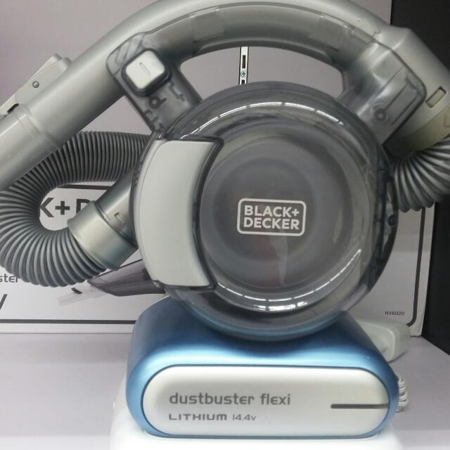 Vakum Cleaner Black+Decker