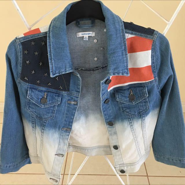 Valleygirl denim Jacket
