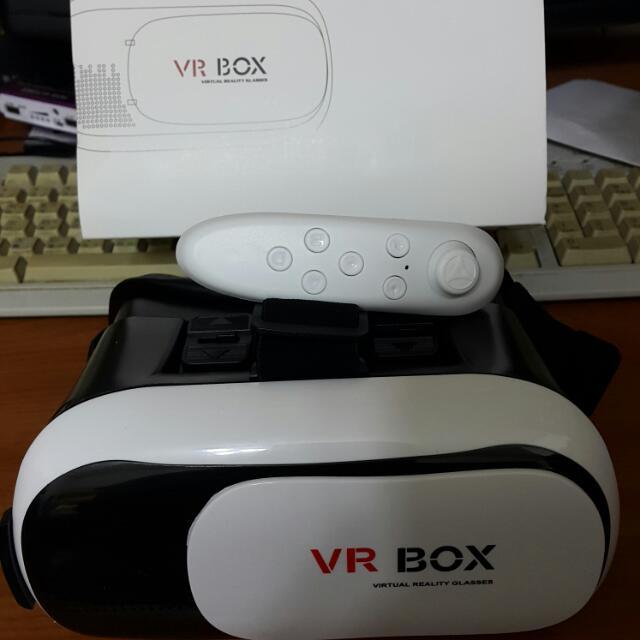 VR BOX虛擬實境