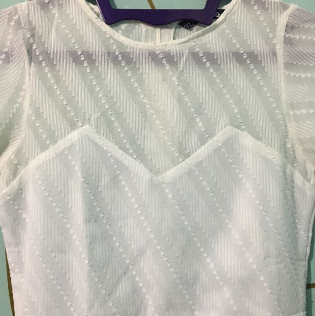 White Xmas Dress