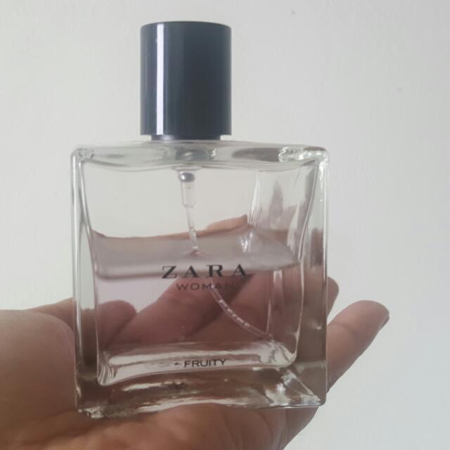 ZARA Woman Fruity EDT Parfum