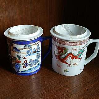 Old Cups