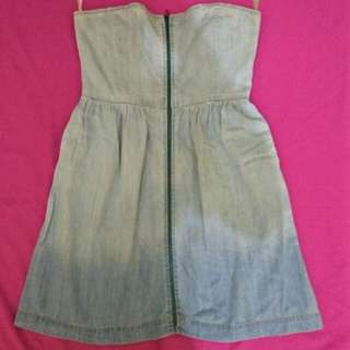 Mini Dress Colorbox Jeans