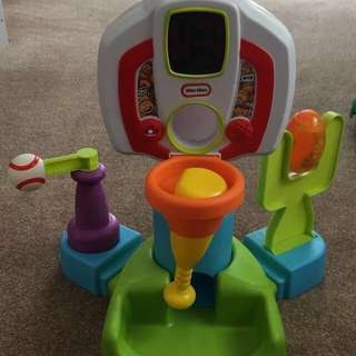 Toddlers Little Tikes Sports