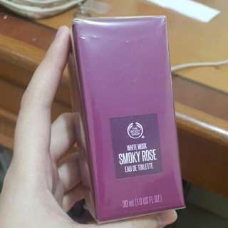 The Body Shop SMOKY ROSE EDT