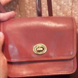Coach Wallet With Sling Bag