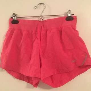Price Drop- Nike Pink Workout Shorts