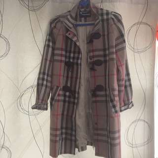 ✨Reduced✨ Jacket- Burberry Replica