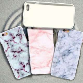 Vogue Marble Pattern Moblie Phone Case For Iphone And Samsung