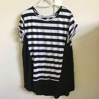 RPM T-shirt/dress
