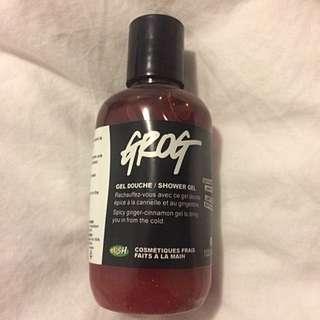 Lush Cinnamon Shower Gel