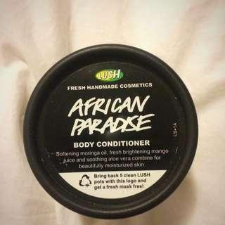 Lush Body Conditioner