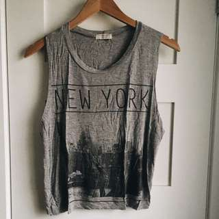 New York Graphic Tank