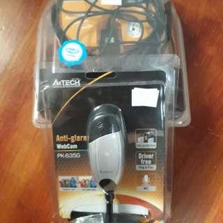 Plantronics Headset And Cam