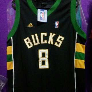 Jersey Basket Milwaukee Bucks Dellavedova #8