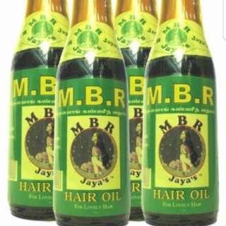 Minyak Rambut M.B.R