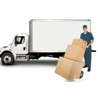 Cheap Van Mover Services from $18