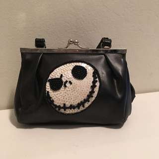 Nightmare Before Christmas Clutch