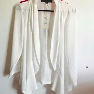 Mirrou Outer Casual Cardigan