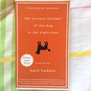 Curious Incident Of The Dog In The Nighttime