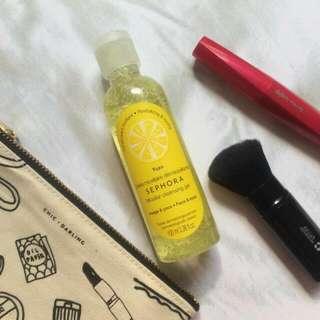 Sephora Yuzu Micellar Cleansing Gel
