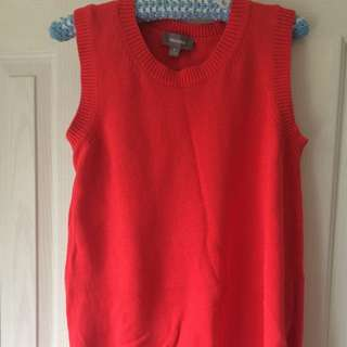 Sussan Coral Knitted Top