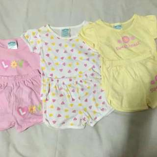 Take All 165  Cotton Stuff 3-6 Months