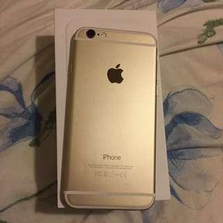 iPhone 6 16gb Gold Bell/Virgin