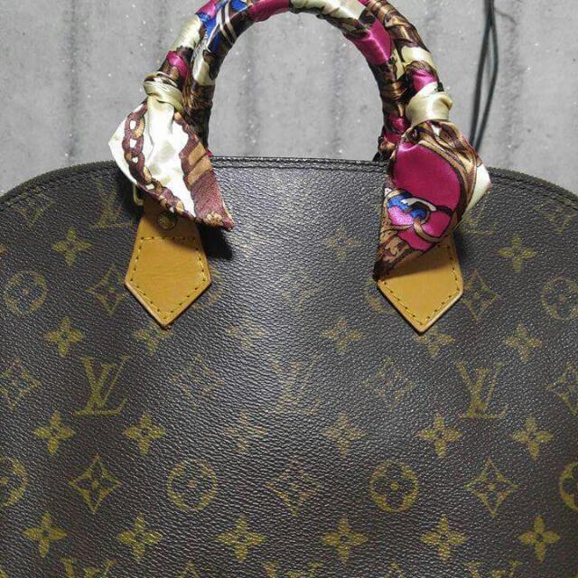 100% Authentic Lv Alma Bag