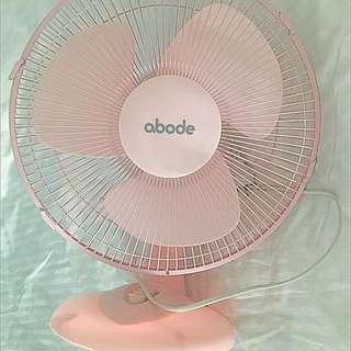 Baby Pink Fan
