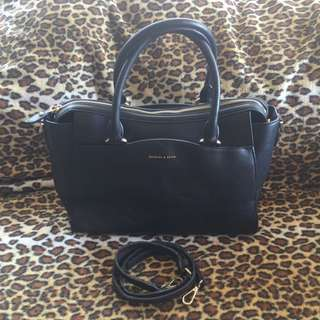 Charles & Keith 2 Way Bag