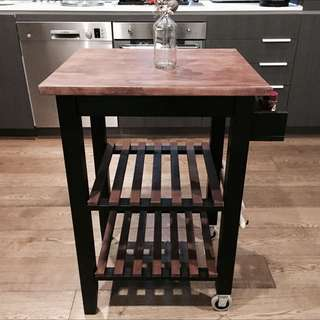 Kitchen trolley/dinning table