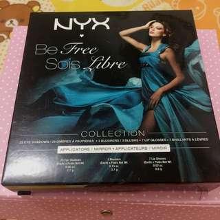 NYX Make Up Palette