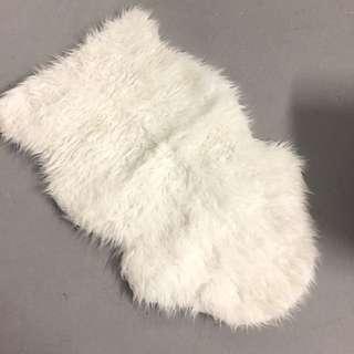 Fuzzy Faux Fur Rug