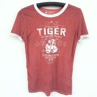 Forever 21 Disney Theme Shirt