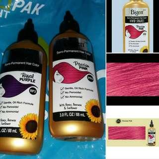 Bigen Hair Dye Passion Pink