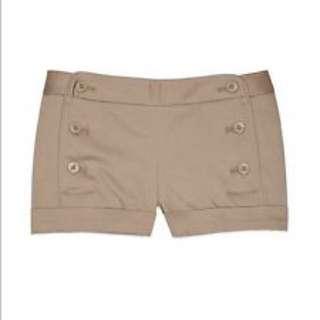 Aritzia Talula Starboard Shorts (Size 2)