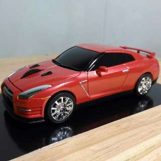 🚘[Wireless mouse]NISSAN GT-R (R35)🚘 🚘造型無線滑鼠🚘