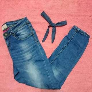 Crissa Skinny Jeans