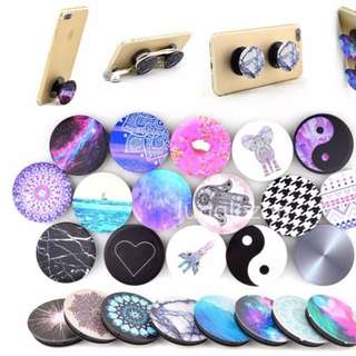 ASSORTED POPSOCKETS