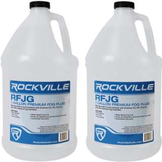 Rockville Fog / Smoke Juice Fluid For Machine (Liquid)